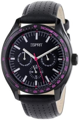 ESPRIT Women's ES103012006 Orbus Black Multifunction Watch $41.59 thestylecure.com