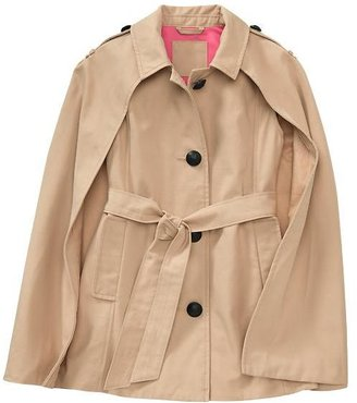 Gap Trench cape
