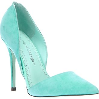 Jean-Michel Cazabat pointed toe pump
