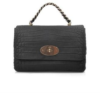 Mulberry Cecily embossed-leather shoulder bag