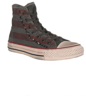 Converse Wellworn Studded Flag