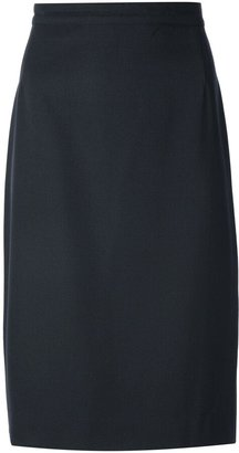 Krizia Pre-Owned Pencil Skirt