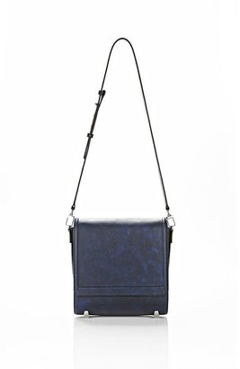 Alexander Wang Chastity Messenger In Distressed Nile