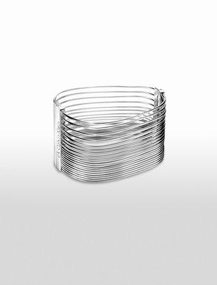 Calvin Klein Form Cuff Bracelet