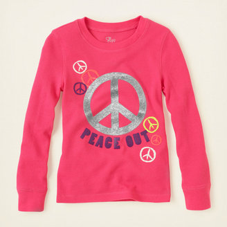 Children's Place Active thermal top