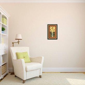 "Amanti art ""Sur la Table I"" Framed Wall Art"