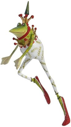 Patience Brewster Dancing Frog Ornament