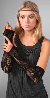 Nightcap Clothing Orchid Sleeve Gloves