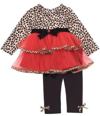 Rare Editions Baby-Girls Infant Cheet...
