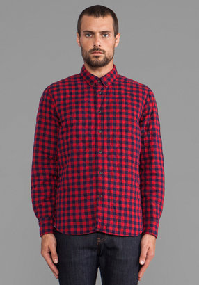 Penfield Kemsey Quilted Shirt