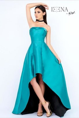 Ieena for Mac Duggal - Bustier Gown Style 25009I $398 thestylecure.com
