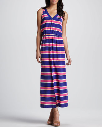 Madison Marcus Striped Maxi Dress