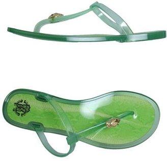 Roberto Cavalli Flip flops