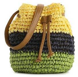 Kelly & Katie Laguna Mini Bucket Shoulder Bag