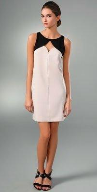 Cynthia Steffe Keyhole Dress