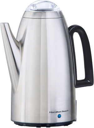 Hamilton Beach Stainless Steel 12-Cup Percolator
