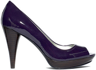 Style&Co. Celine Peep Toe Pumps