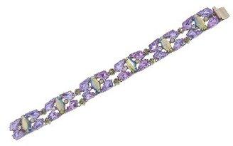 Other Designers Wide Art Deco Rhapsody Bracelet
