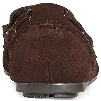 JCPenney St. John's Bay® Cammie Suede Moccasins