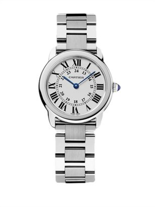 Cartier Ronde de Solo Small Stainless Steel Bracelet Watch