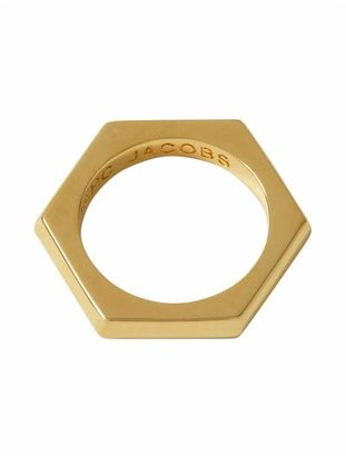 Marc by Marc Jacobs Iconic Metal Stack Ring