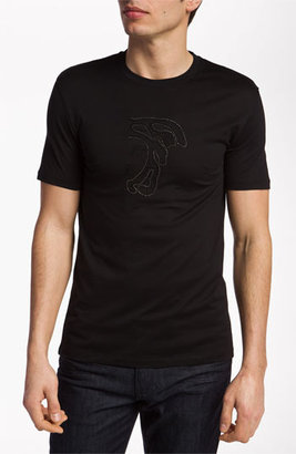 Versace 'Large Logo' T-Shirt (Online Only)