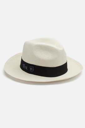 Lacoste Men's 80th Anniversary Panama Hat