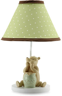 NoJo My Friend Pooh Lamp and Shade