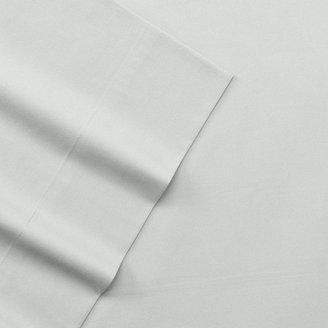 Apt. 9 solid 220-thread count flat sheet - full