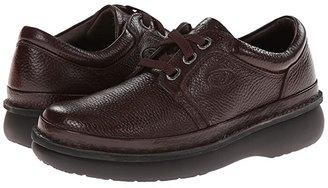 Propet Village Walker Medicare/HCPCS Code = A5500 Diabetic Shoe (Black Grain) Men's Lace up casual Shoes