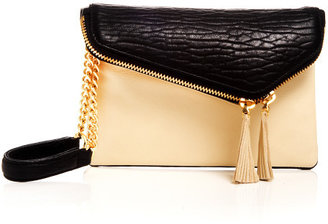 Henri Bendel Deb Blocked Wristlet