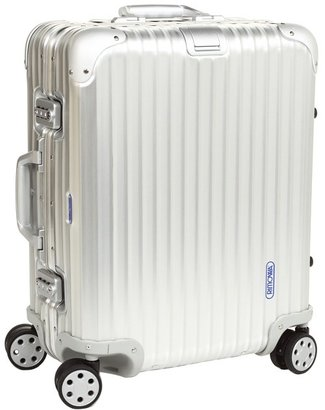 Rimowa Topas - Cabin Multiwheel (Silver) - Bags and Luggage