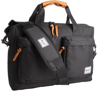 Herschel Totem (Black) - Bags and Luggage