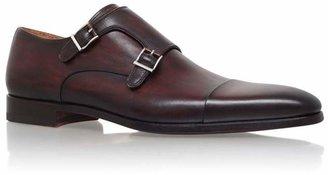 Magnanni Double Monk Shoe