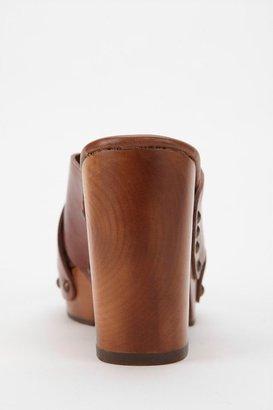 Kork-Ease Gabi Leather Platform Mule