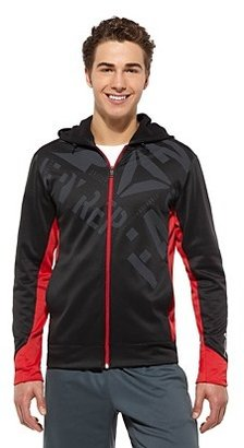 Reebok ONE Graphic Full Zip Hoodie