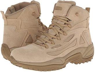 Reebok Work Rapid Response 6 (Desert Tan) Men's Work Boots