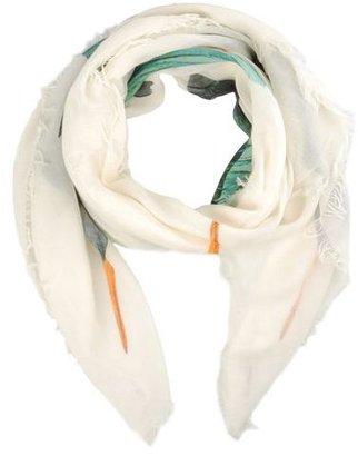 Jil Sander Square scarf