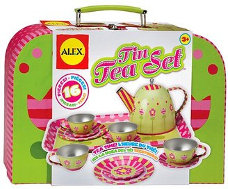 Alex Tin Tea Set