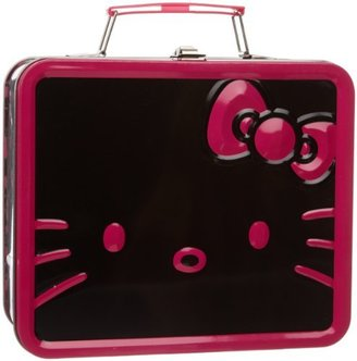 Hello Kitty Face Childrens School Lunchbox