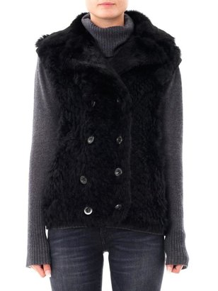 Marc by Marc Jacobs Dukie fur gilet