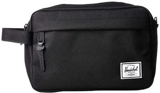 Herschel Chapter (Black) Toiletries Case