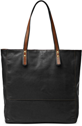 Fossil Zoey Leather Tote