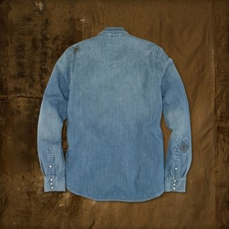 Denim & Supply Ralph Lauren Starburst Studded Shirt