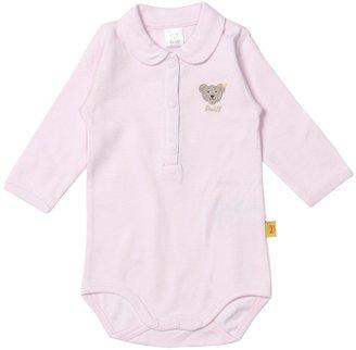 Steiff Baby Girls 0-24m 0008693 Bodysuit 1/1 Sleeves