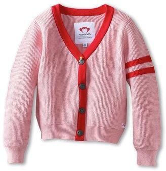 Appaman Kids Girls' Pep Rally Cardigan (Toddler/Little Kids/Big Kids) (Blush) Girl's Sweater