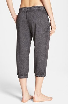 BP. Undercover 'Gym Class' Crop Sweatpants (Juniors)