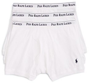 Polo Ralph Lauren Boxer Briefs, Pack of 3