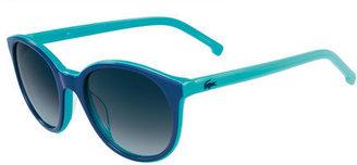 Lacoste Color Block sunglasses