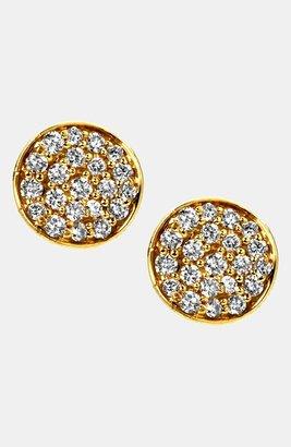 Ippolita 'Stardust' Mini 18k Gold Stud Earrings